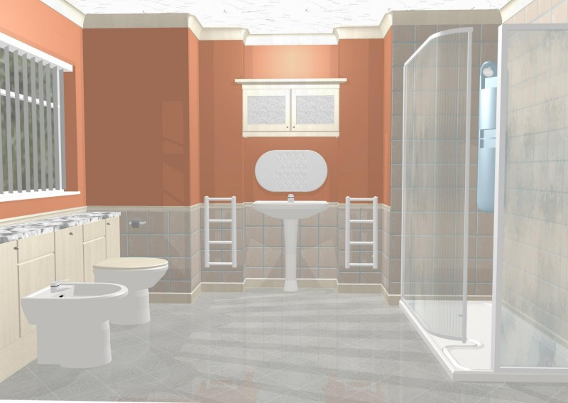 Bathroom category winner ... Earp Brothers Tiles ceramic parquet/timber ...