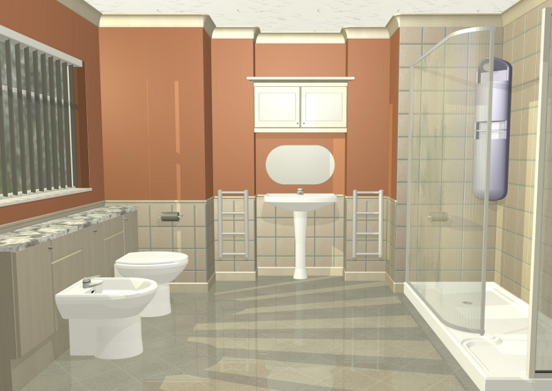 Bathroom Gallery Pictures superview cad gallery of 3d bathroom pictures